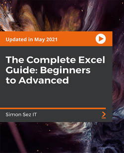 The Complete Excel Guide: Beginners to Advanced