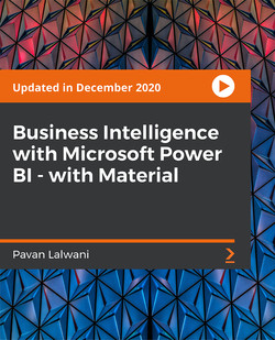 Business Intelligence with Microsoft Power BI - with Material