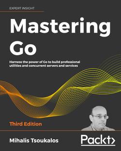 Mastering Go - Third Edition