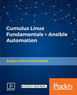 Cumulus Linux Fundamentals + Ansible Automation