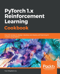 PyTorch 1.x Reinforcement Learning Cookbook
