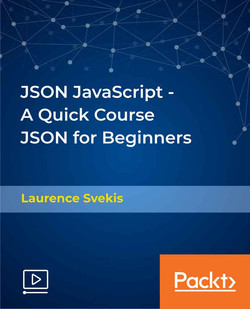JSON JavaScript - A Quick Course JSON for Beginners