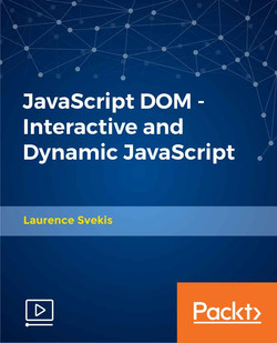 JavaScript DOM - Interactive and Dynamic JavaScript