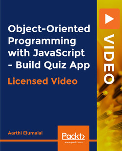 Object-Oriented Programming with JavaScript - Build Quiz App
