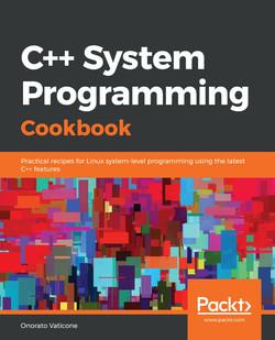 C++ System Programming Cookbook