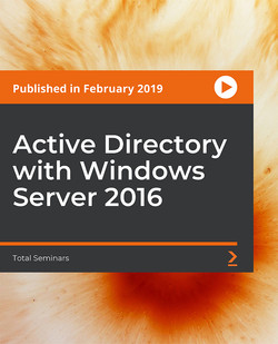 Active Directory with Windows Server 2016
