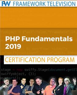 PHP Fundamentals 2019