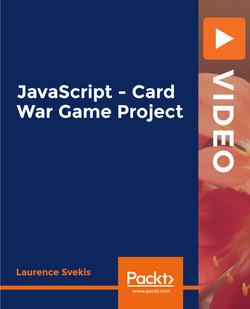 JavaScript - Card War Game Project