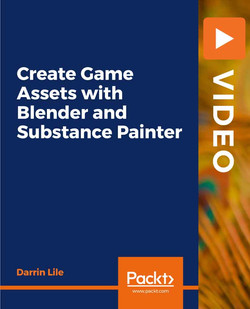 Create Game Assets with Blender and Substance Painter