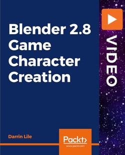 Blender 2.8 Game Character Creation