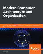 book cover - Modern Computer Architecture and Organization