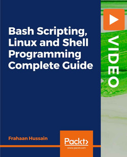 Bash Scripting, Linux and Shell Programming Complete Guide