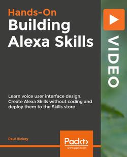 Hands-on Building Alexa Skills