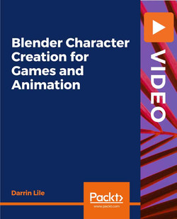 Blender Character Creation for Games and Animation