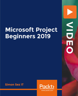 Microsoft Project Beginners 2019