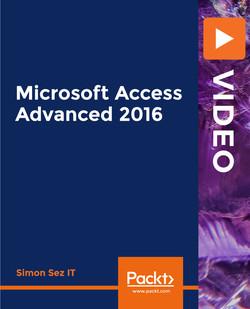 Microsoft Access Advanced 2016