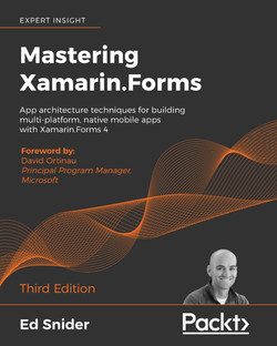 Mastering Xamarin.Forms - Third Edition