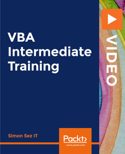 VBA Intermediate Training