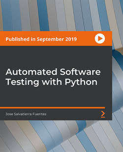 Automated Software Testing with Python