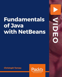 Fundamentals of Java with NetBeans