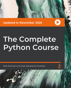 The Complete Python Course