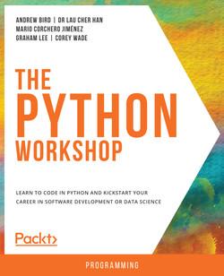 The Python Workshop