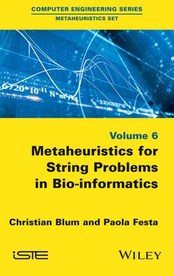 Metaheuristics for String Problems in Bio-informatics