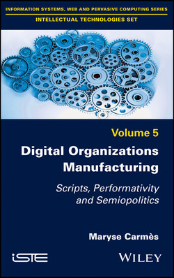 Digital Organizations Manufacturing