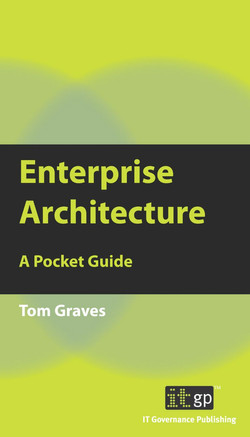 Enterprise Architecture: A Pocket Guide