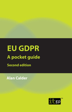 EU GDPR: A Pocket Guide, second edition