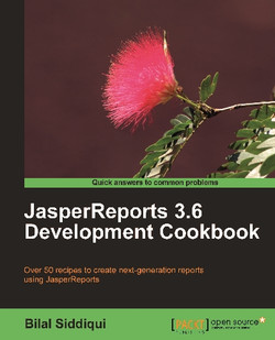 JasperReports 3.6 Development Cookbook