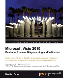 Microsoft Visio 2010 Business Process Diagramming and Validation