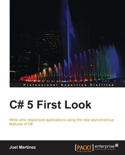 C# 5 First Look