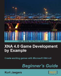 XNA 4.0 Game Development by Example Beginner's Guide