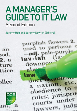 A Manager's Guide to IT Law, 2nd Edition