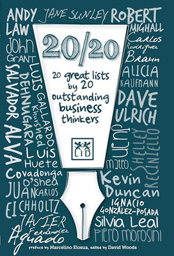 20/20: 20 Great Lists by 20 Outstanding Business Thinkers