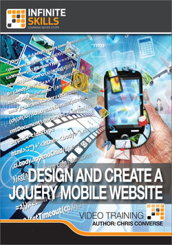 Learning to Create a JQuery Mobile Website