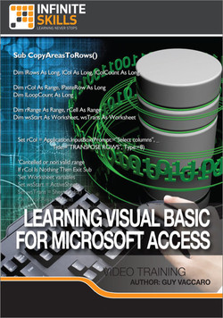Visual Basic For Microsoft Access