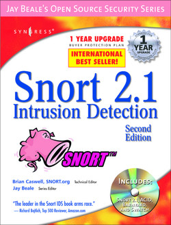 Snort 2.1 Intrusion Detection, Second Edition
