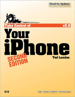 Take Control of Your iPhone, 2nd Edition