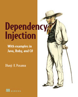 Dependency Injection: Design patterns using Spring and Guice