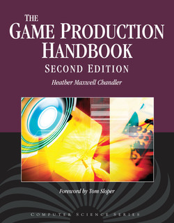 The Game Production Handbook, 2nd Edition