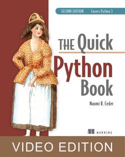 Quick Python, 2nd Ed, video edition
