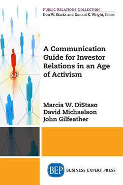 A Communication Guide for Investor Relations in an Age of Activism