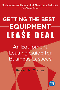 Getting the Best Equipment Lease Deal