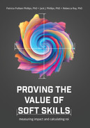book cover: Proving the Value of Soft Skills