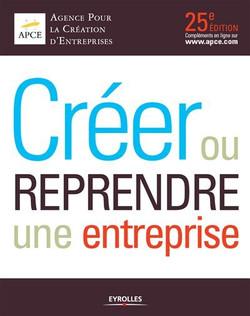 Créer ou reprendre une entreprise