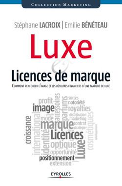 Luxe et licences de marques