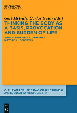 Thinking the body as a basis, provocation and burden of life