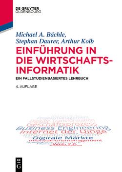 Einführung in die Wirtschaftsinformatik, 4th Edition